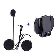 オートバイ 锐思(RISING) ヘルメットヘッドセット 耳掛けスタイル アウトドアスポーツ用