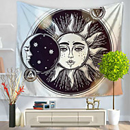 Wall Decor 100% polyester retro Wall Art,1