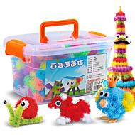 Set Uradi sam Lutkice Kocke za slaganje 3D puzzle Poučna igračka Znanstvene igračke i eksperimenti Vozilo Igračke za odrasle Putne igre