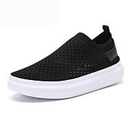"""נשים נעלי ספורט טול קיץ סתיו הליכה פלטפורמה שחור אפור ורוד ס""""מ 10 - ס""""מ 12"""