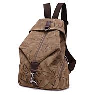 Women Backpack Sheepskin All Seasons Casual Sports Outdoor Rivet Toggle Black Brown Blue