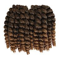 Pre-loop kukičanje Pletenice Jamaican Bounce Hair KinaKestenjast Crno / Strawberry Blonde Crno / Srednja Auburn Crno / Auburn Crno /