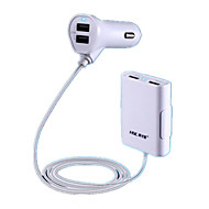 HSC Cat Fast Charge Other 4 USB Ports Charger Only DC 5V/5A 2.4A