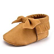 Kinderen Baby Loafers & Slip-Ons Eerste schoentjes Microvezel Herfst Winter Causaal Formeel Feesten & Uitgaan Eerste schoentjesStrik