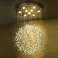Luzes Pingente ,  Tradicional/Clássico Pintura Característica for LED MetalSala de Estar Quarto Sala de Jantar Quarto de