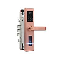 自宅の指紋のロック電子パスワードのロックwifiゲートウェイの電話アプリとパスワードの指紋のロックを解除する