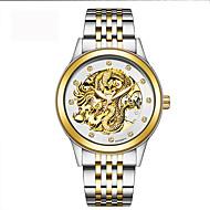 Heren VolwassenenSporthorloge Militair horloge Dress horloge Modieus horloge Gesimuleerd Diamant Horloge Polshorloge Armbandhorloge