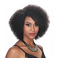 Premier ® peruci scurte de păr uman pervers cret neprelucrat virgin brazilian lipicios fără dantelă mașină făcut peruci de păr uman