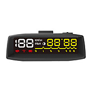 Head-up Display HUD Car Projector OBD II EOBD System Vehicle-Mounted HUD Head Up for Toyota Ford Benz etc