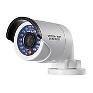 Hikvision® ds-2cd2055-i multimedieversion 5mp ip kamera indendørs (ir poe ip67 h.265 bevægelsesdetektering plug and play)