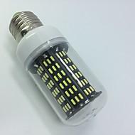 10W 15W LEDコーン型電球 T 158 SMD 4014 1000 lm 温白色 ホワイト 調光可能 装飾用 交流220から240 V 1個