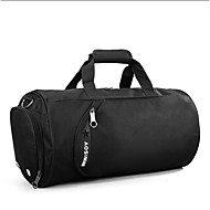 Unisex Bags All Seasons Canvas Travel Bag with for Casual Outdoor Black Gray