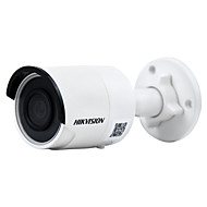 HIKVISION® DS-2CD2085FWD-I 8MP IP Camera(12 VDC & PoE IP67 30m IR Built-in SD Slot H.265 3D DNR Motion Detection)