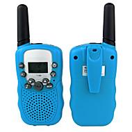 ハンドヘルド VOX スキャン CTCSS/CDCSS キーロック 選択呼び出し機能 1.5KM-3KM 1.5KM-3KM 22/8 2枚 トランシーバー 双方向ラジオ