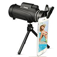 50x52 jednoskrzycowy teleskopowy klips na statyw hd uniwersalny do telefonów komórkowych