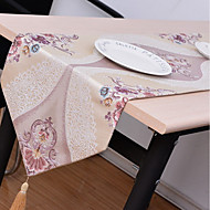 Muuta Tulostus Table Cloths , Cotton Blend materiaali 1