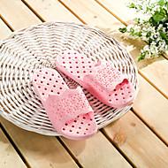 ontto veistettyjä liukkaudentorjunta kotitalouden tohvelin vaaleanpunainen