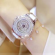 Damskie Modny Zegarek na nadgarstek Zegarek na bransoletce Unikalne Kreatywne Watch Na codzień Sztuczny Diamant Zegarek Chiński Kwarcowy
