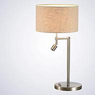 40 Moderna Luminária de Escrivaninha , Característica para Proteção para os Olhos , com Galvanizar Usar 3 Direções Interruptor