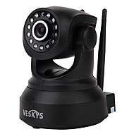 veskys®720p hd wi-fi ipカメラw / 1.0mpスマートフォンリモートモニタリングワイヤレスサポート64GB tfカード