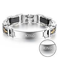 Fashion jewelry bicycle chain bracelet for men Korean jewelry wholesale BA101914