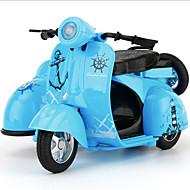 Kleine Schafe mit Licht Musik Auto Motorrad zurück Rondon Farbe