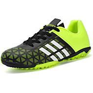 Bărbați Adidași de Atletism Tălpi cu Lumini PU Primăvară Toamnă De Atletism Casual Fotbal Dantelă Toc Plat Rosu Verde Albastru Plat