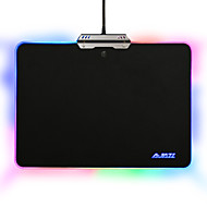 Ajazz harde muismat kleurrijke 9 rgb lichtmodi touch control voor spellen kantoor