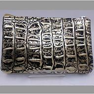 Muškarci novčići torbicu kućica svih sezona casual okrugli zatvori srebro zlato