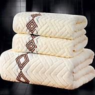 Badehandtuch Set,Jacquard Gute Qualität 100% Baumwolle Handtuch