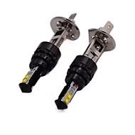 2x 20w výkon řady řady led mlhové světlo originální oem design h1 h3 h4 h7 h8 h9 h11 9005 9006 880 p13w led