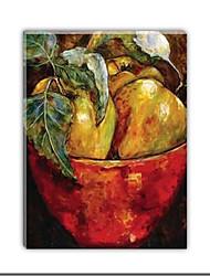 """handgefertigte Ölgemälde mit gestrecktem bar - eine Schüssel mit Obst 24 """"x 20"""" (szh272) versandkostenfrei"""