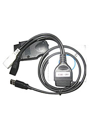obd2 ecu remapear ferramenta de ajuste de flash eobd-ii Galletto 1260 (szc653)