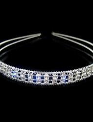 liga lindo com headpiece casamento cristalina / tiaras nupciais / headband (wh004)