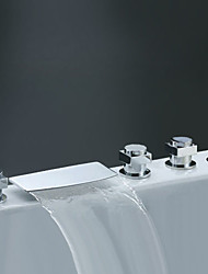 Waterfall Bathtub Faucet - Free Shipping (0698 -Y-8004)