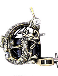 TATTOO MACHINE empaistic - cadre en alliage d'aluminium de dragon