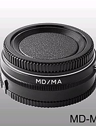 MD-MA Adapter Mount Minolta MD Lens to Sony Minolta SLR / DSLR with Optial Glass (CCA156)