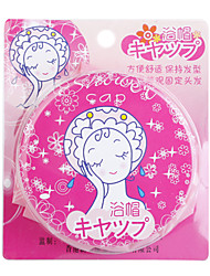 bonnet de douche style cartoon (couleurs assorties)