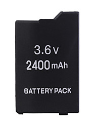 Rechargeable Battery Pack for PSP (2400mAh)
