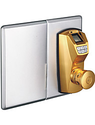 Archie Zinc Alloy Fingerprint & Code Door Lock (0950-J1031-J1014-03 30)