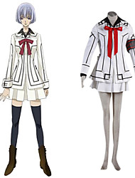 Inspired by Vampire Knight Cosplay Anime Cosplay Costumes Cosplay Suits Patchwork White Top
