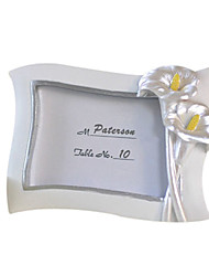 Flowers Resin Place Card Holders - Piece/Set
