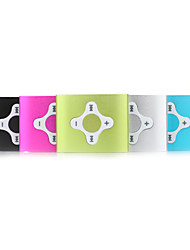 tf card reader lettore mp3 con clip - 5 colori disponibili