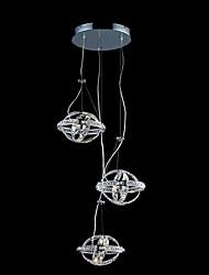maishang® 9-lumière lustre en cristal (1069-c1082-9