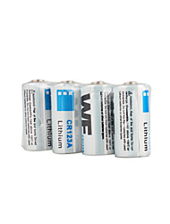WF CR123A 3.0V Primary Lithium Battery (HB004)