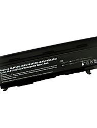 substituição de baterias de laptop Toshiba Dynabook gst3451 para ax/530ll (14.8v 4800mAh)