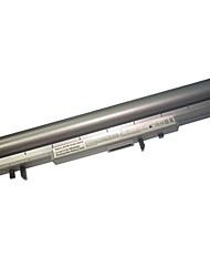 batterie d'ordinateur portable de remplacement pour asus gsu0030g w3j/w3000v/w3j/w3n/w3v (14.8v 5200mAh)