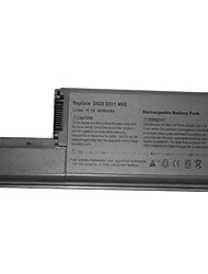 Replacement Laptop Battery GSD0821 for Dell Latitude D820 (11.1V 4800mAh)