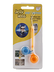 Jelly Lens Universal Special Wide Angle / Fish Eye (No.6) Effect Lens for Cell Phone and Camera