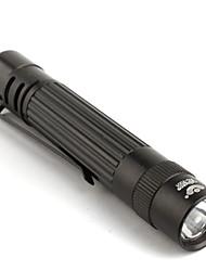 FX RC-7001 1-режиме светодиодный фонарик (1xAAA, черный)